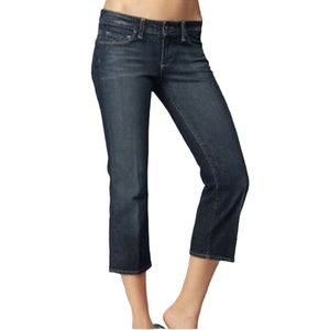 PAIGE Hollywood Hills Cropped Capris